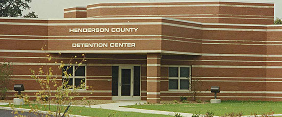Henderson County Detention Center